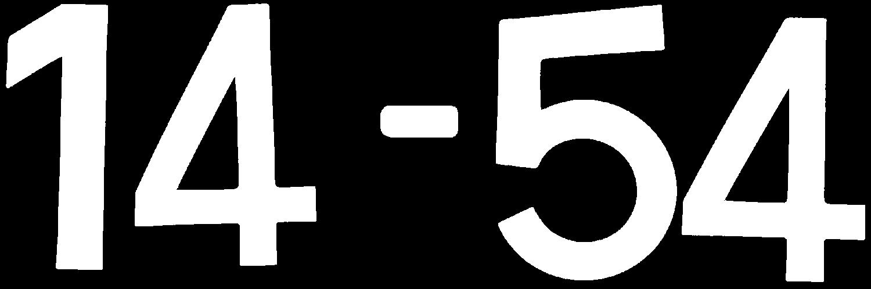 14-54 logo