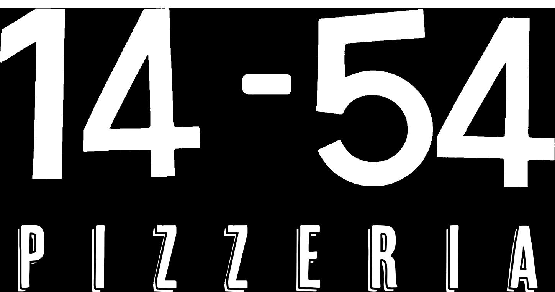 14-54 Pizzeria logo