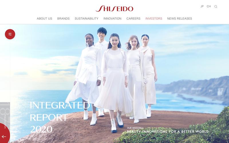 Shiseido Integraded Report