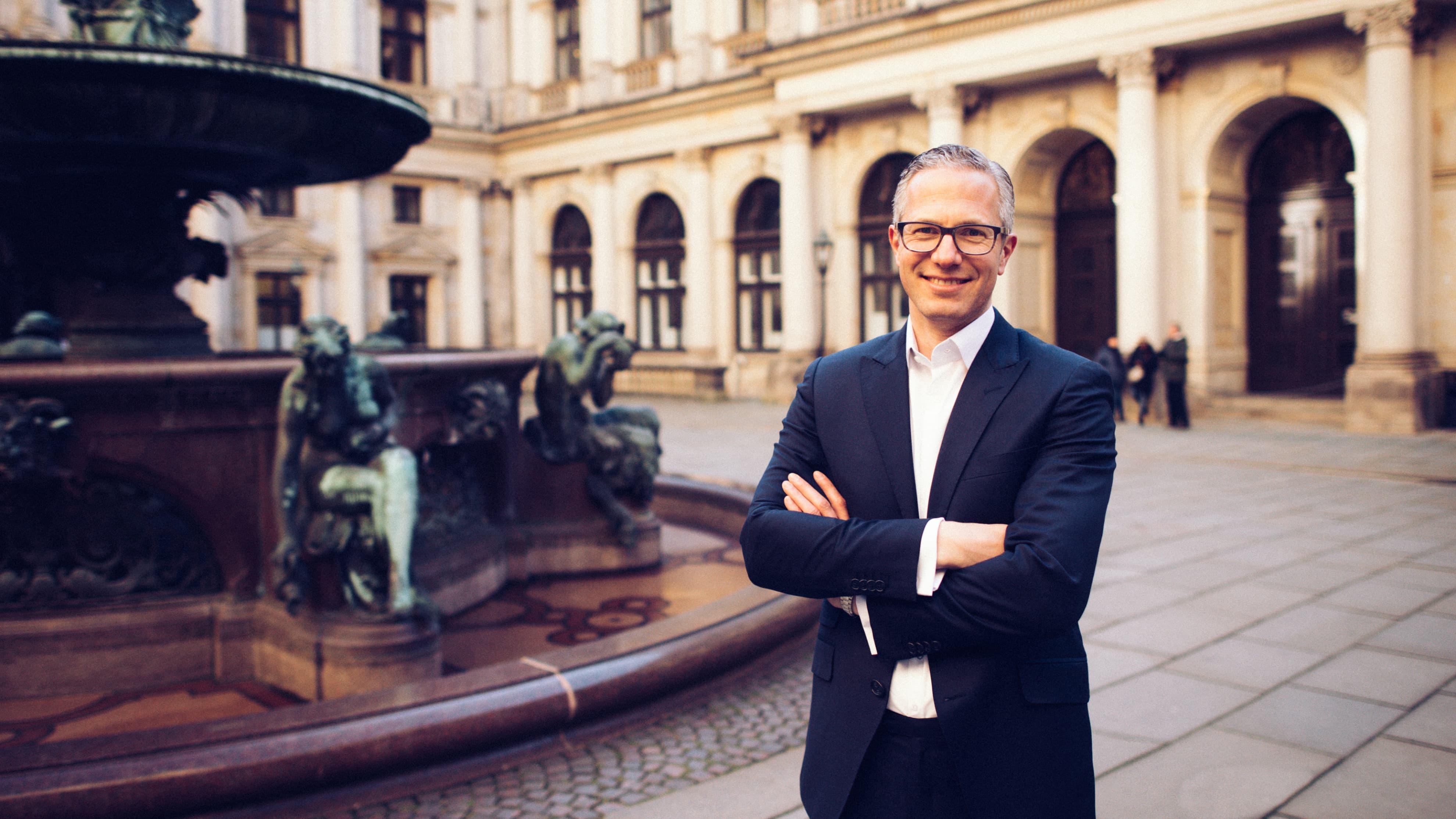 Tim Kordes, Geschäftsführer der Kordes Invest.