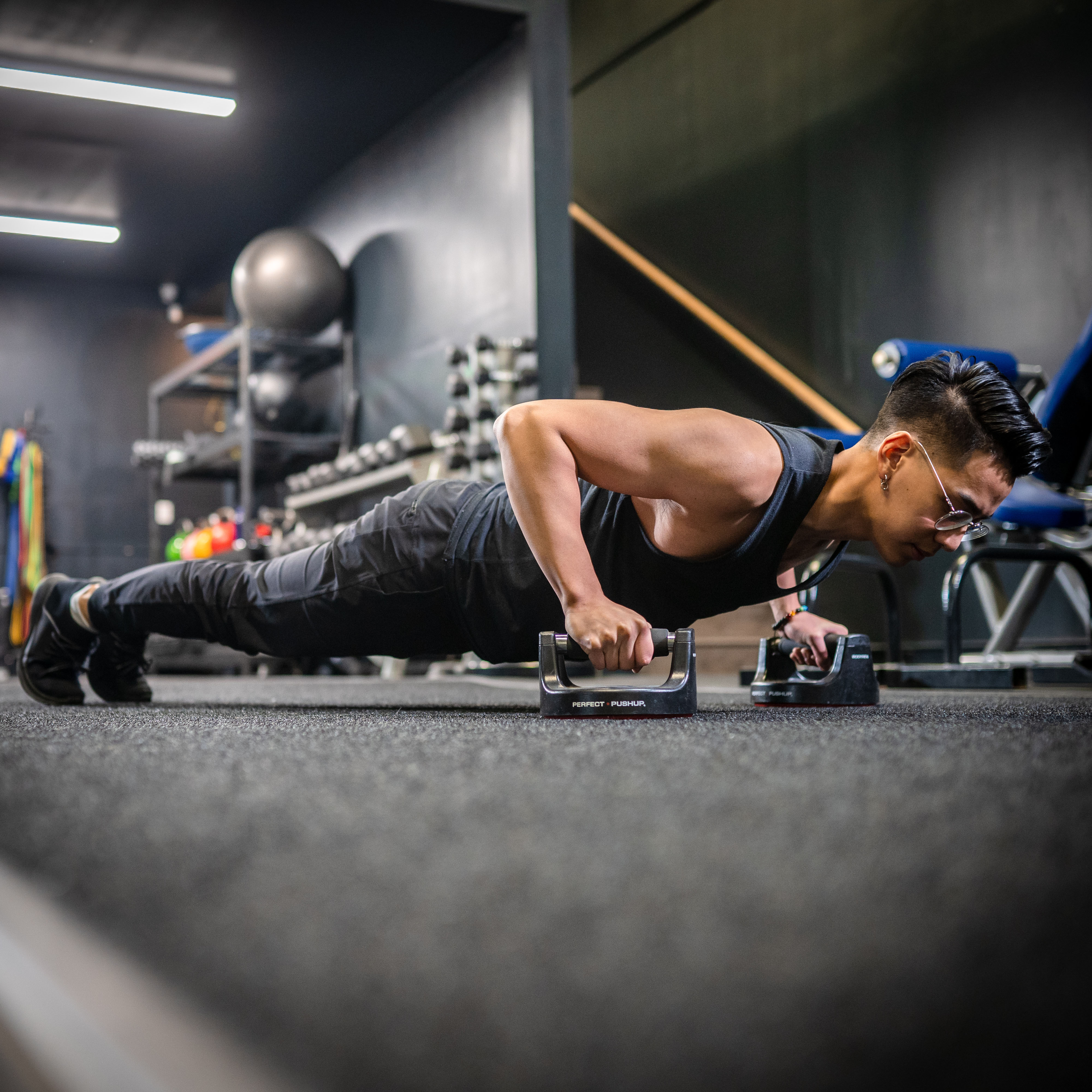 In this post we will be interviewing one of our personal trainers Harris Ng. He has been working in the fitness industry for the past 3 years. We are going to ask him questions related to his fitness lifestyle, his exercise routines and what it takes to go from a beginner level in fitness to an intermediate level. How to overcome sticking points and what you need to do to get past a plateau. Let us get started.