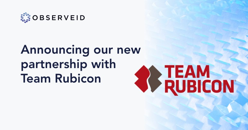 Team Rubicon Selects ObserveID for Cloud Identity Security Posture Management