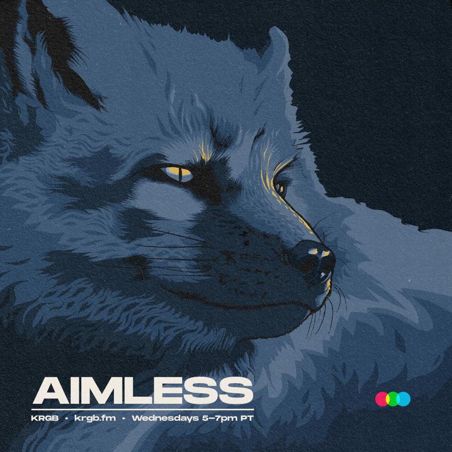 Aimless fox show art