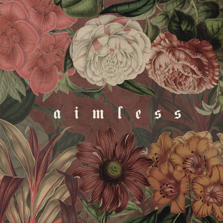 Aimless flowers show art