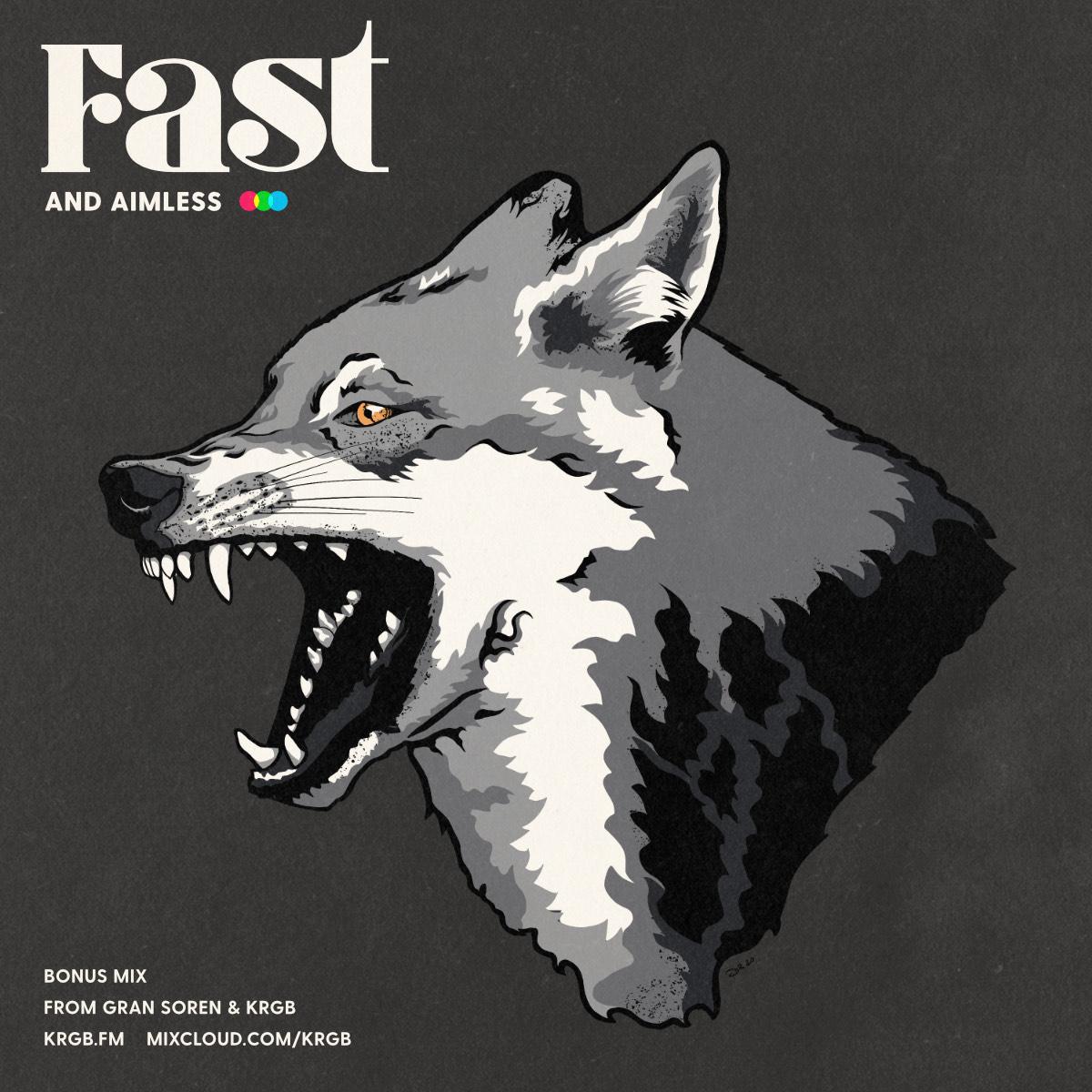 Fast mix show art
