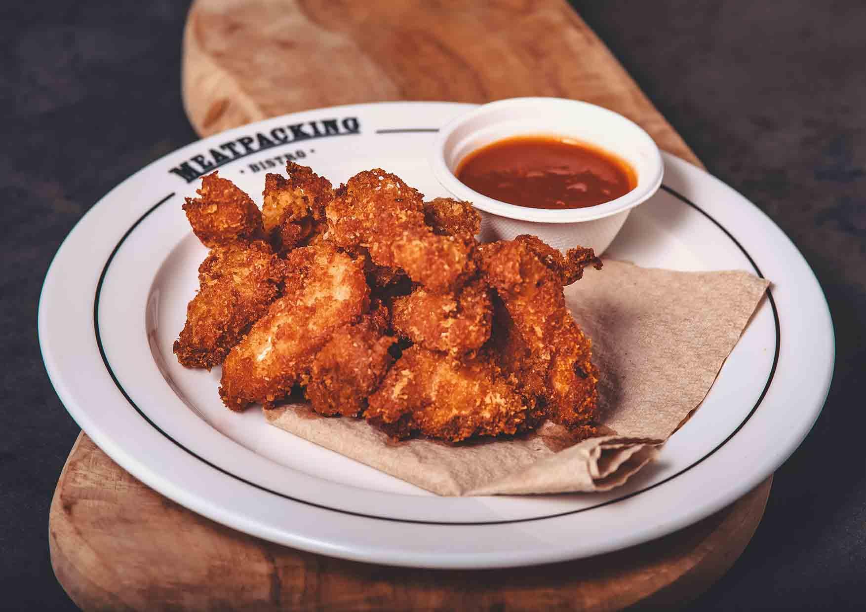 Chicken Fingers - comida a domicilio cerca de mi - Meatpacking