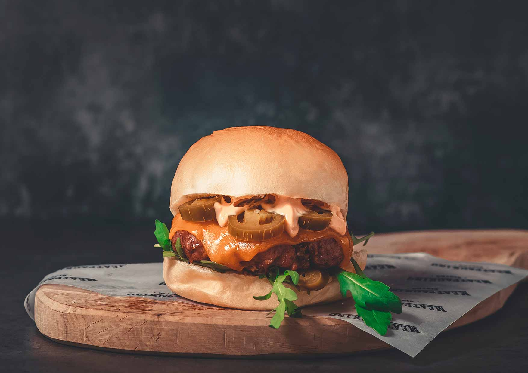 Angus Burger - hamburguesa angus - Meatpacking