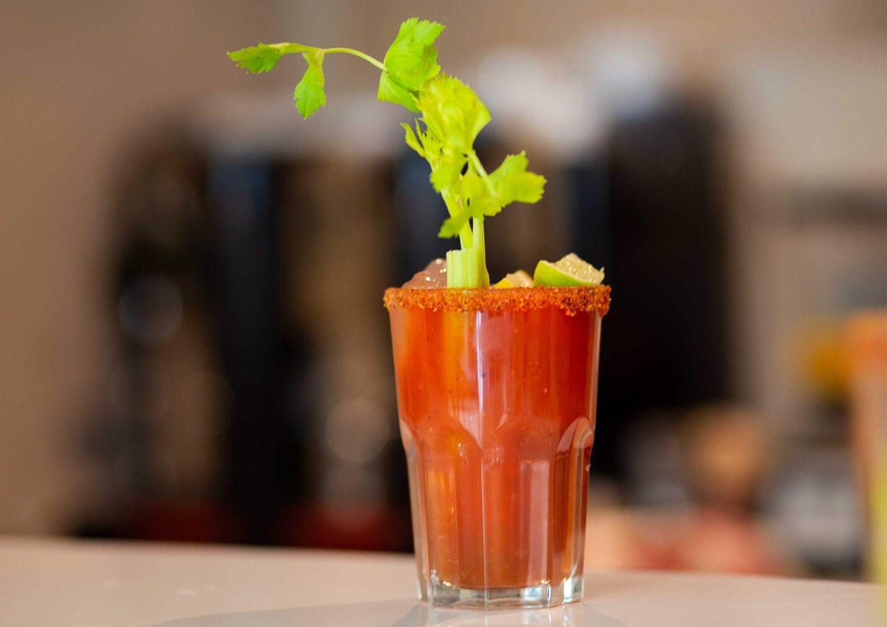 bar barcelona - cócteles barcelona - cocktail barcelona - Bloody Mary