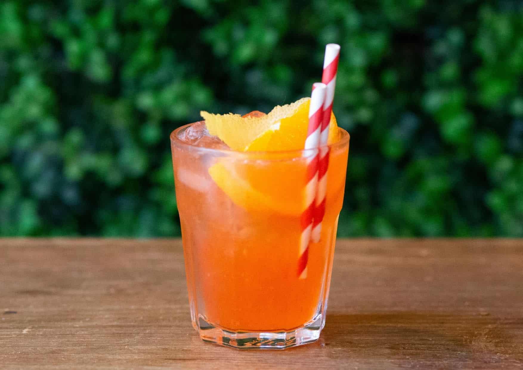 Cocktail Latinoamericano - bar barcelona - cócteles barcelona - cocktail barcelona
