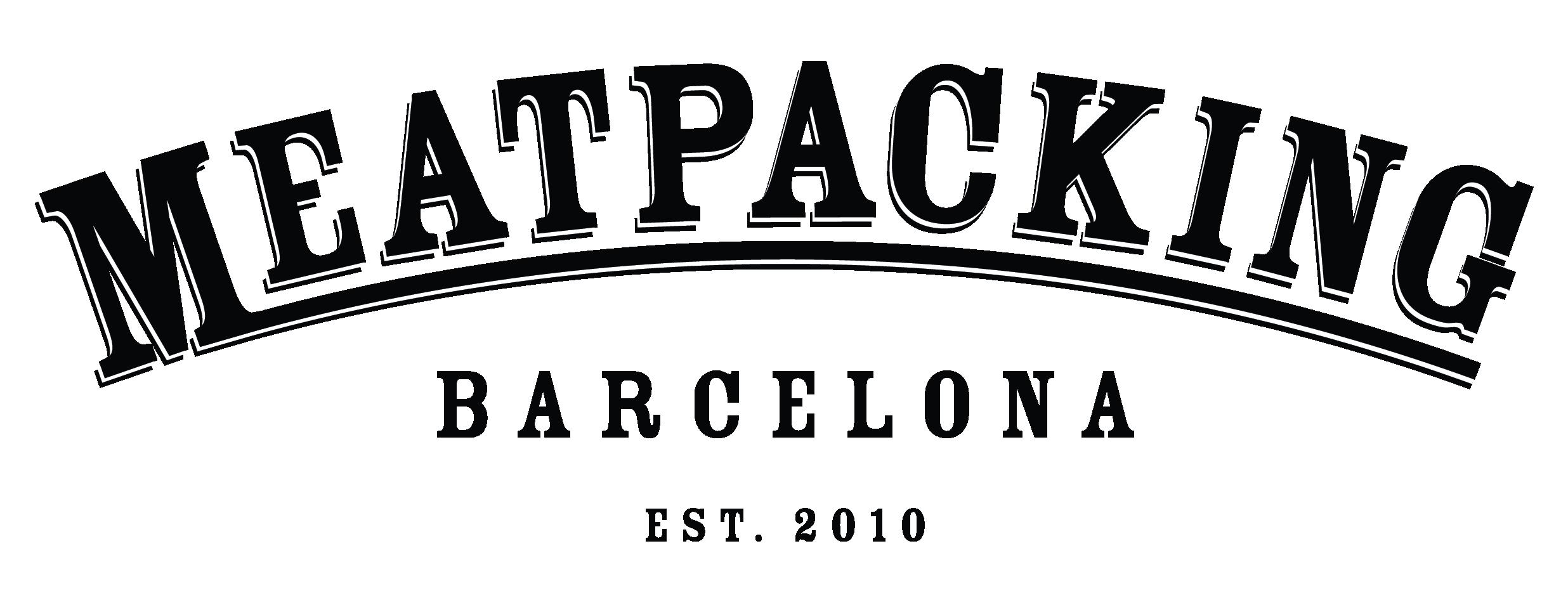 logo Meatpacking - hamburgueseria barcelona