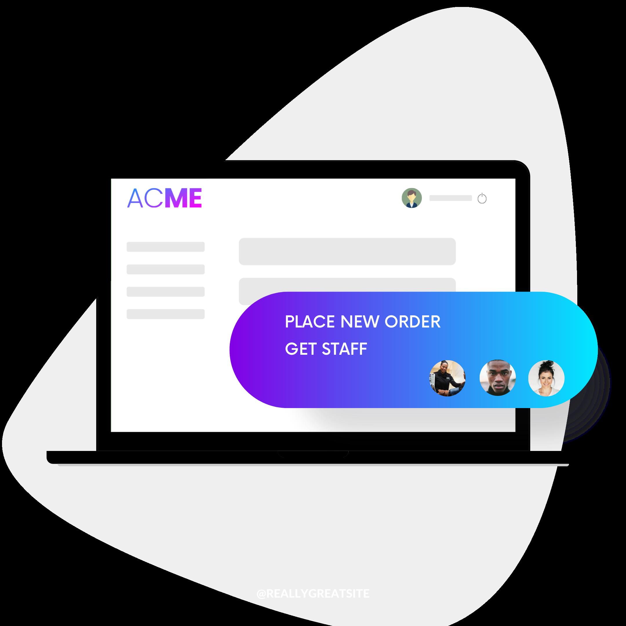 platform image placing order