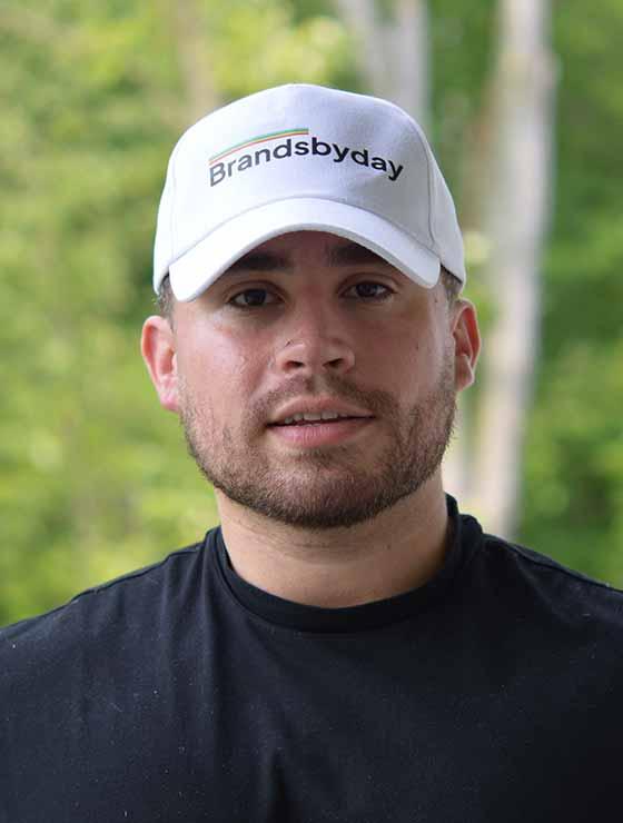 Chris-Inside Sales Rep-Brandsbyday