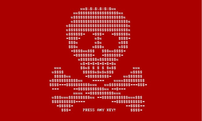 The NotPetya Home Screen  | Courtesy of  Check Point