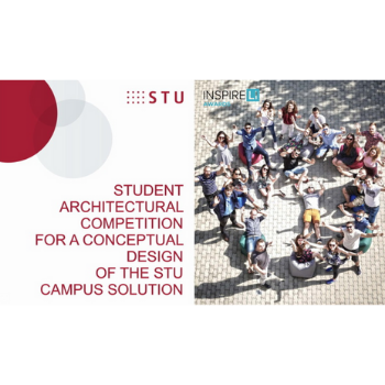 Student Architectural Competition for a Conceptual Design of the Slovak University of Technology in Bratislava
