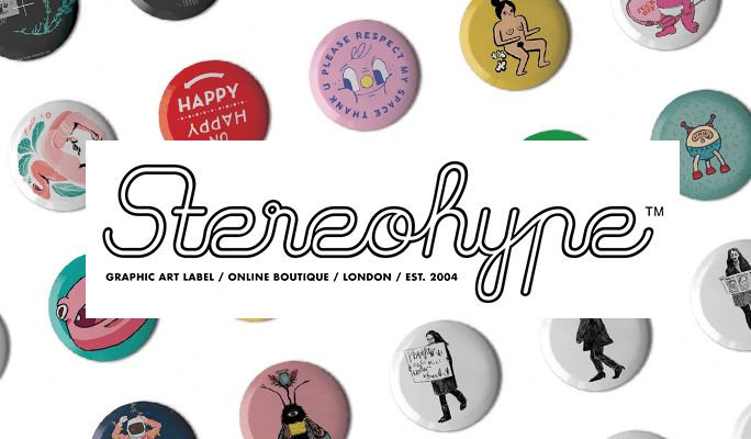 17th Stereohype Button Badge Design Competition 2021