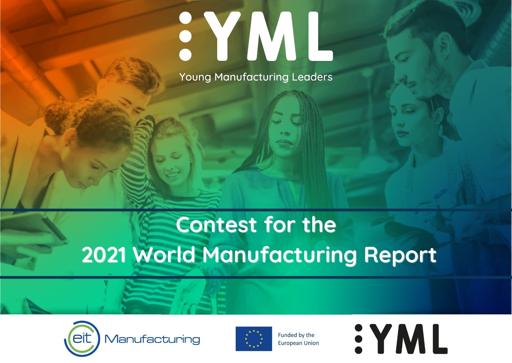 YML Contest for the 2021 World Manufacturing Report