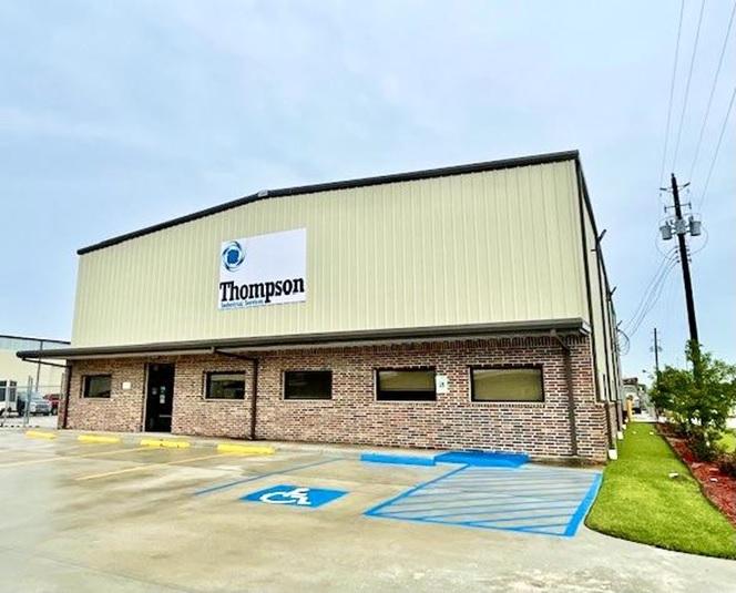 Thompson Industrial Services Relocates LaPorte, TX Facility