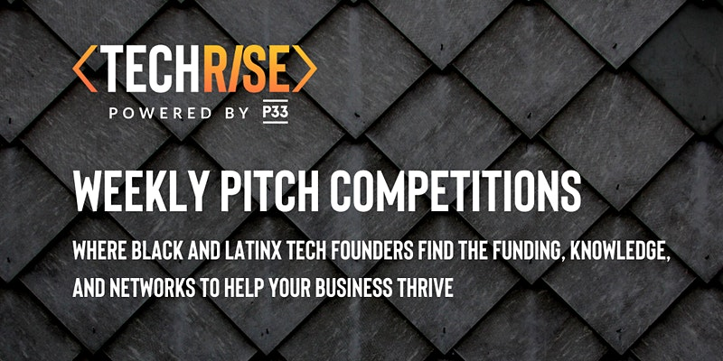 TechRise Weekly Pitch Competition - Idea Stage