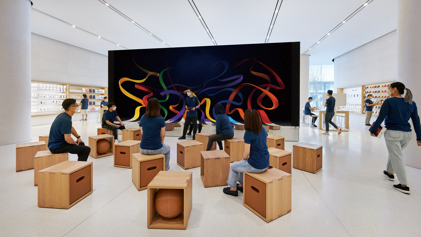 Apple Changsha opens Saturday in China - Apple