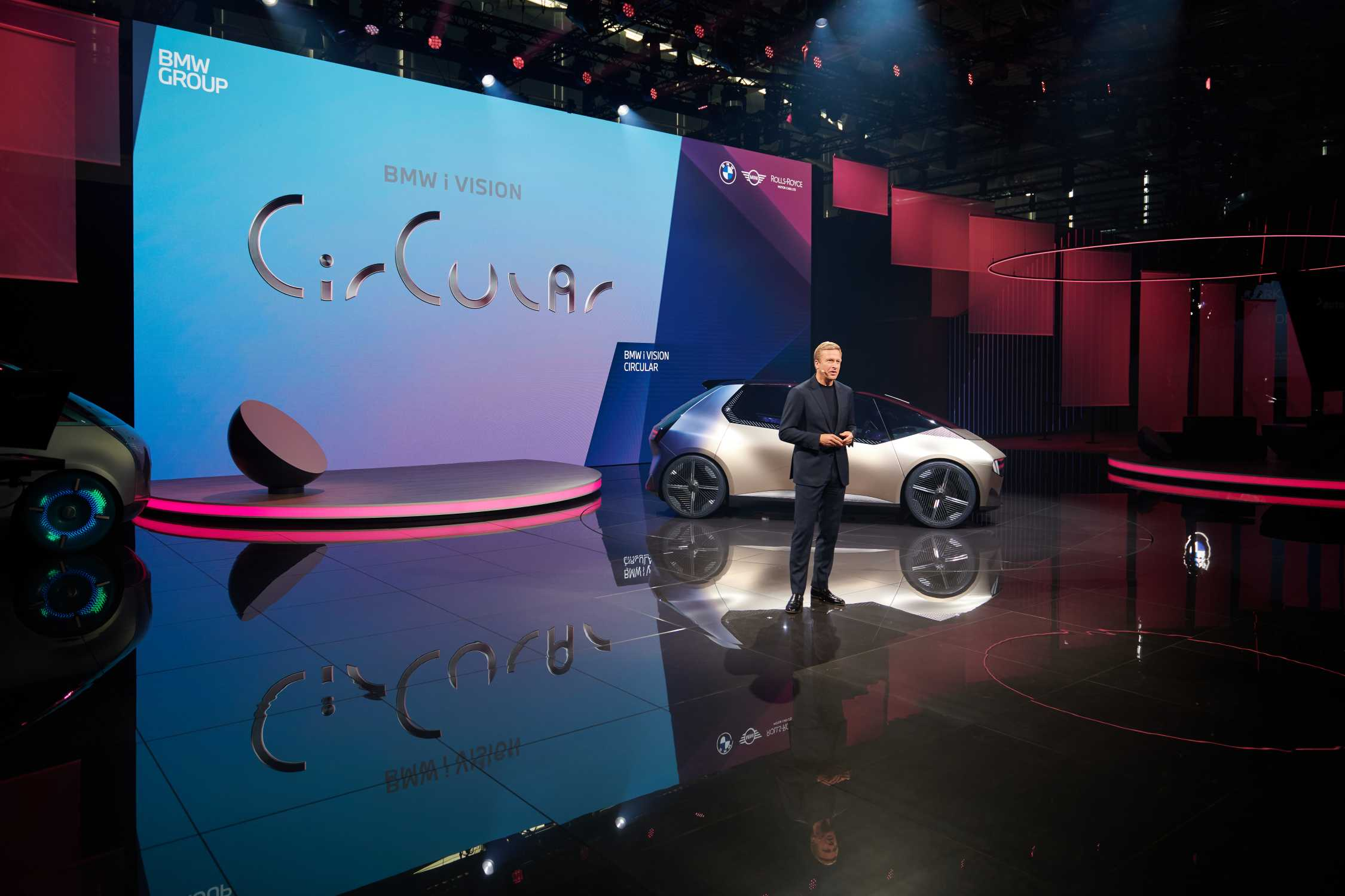 The BMW Group emphasizes its consistent focus on sustainability at the 2021  IAA Mobility: More stringent CO2 targets go hand in hand with concrete  measures and concepts for implementation   WebWire
