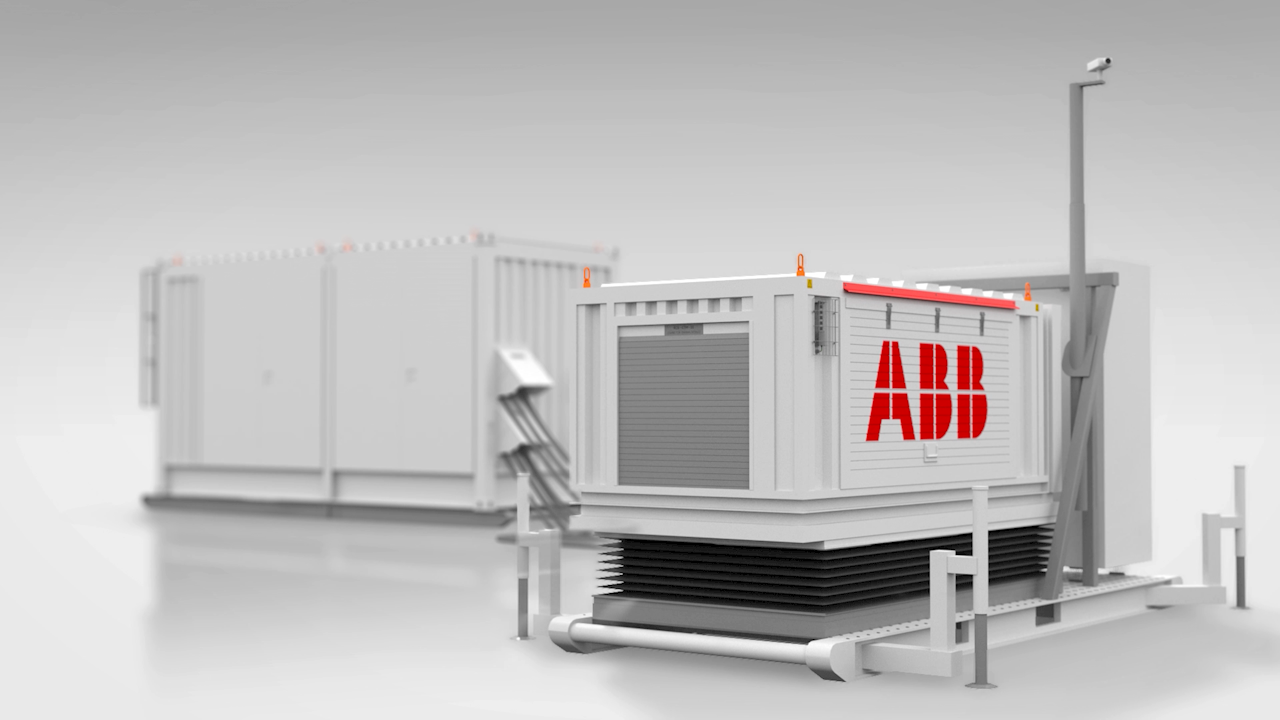 ABB Ability™ eMine FastCharge, which has been unveiled in pilot phase.