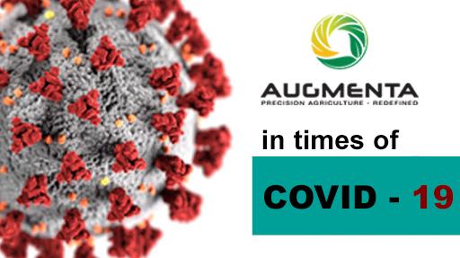 Augmenta and Coronavirus