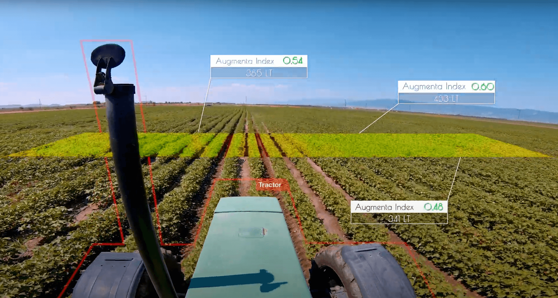 Augmenta Adds PGR Functionality to its AFA