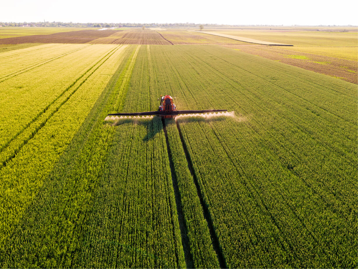 Harvest Aid (e.g. desiccants) Real-Time VRA