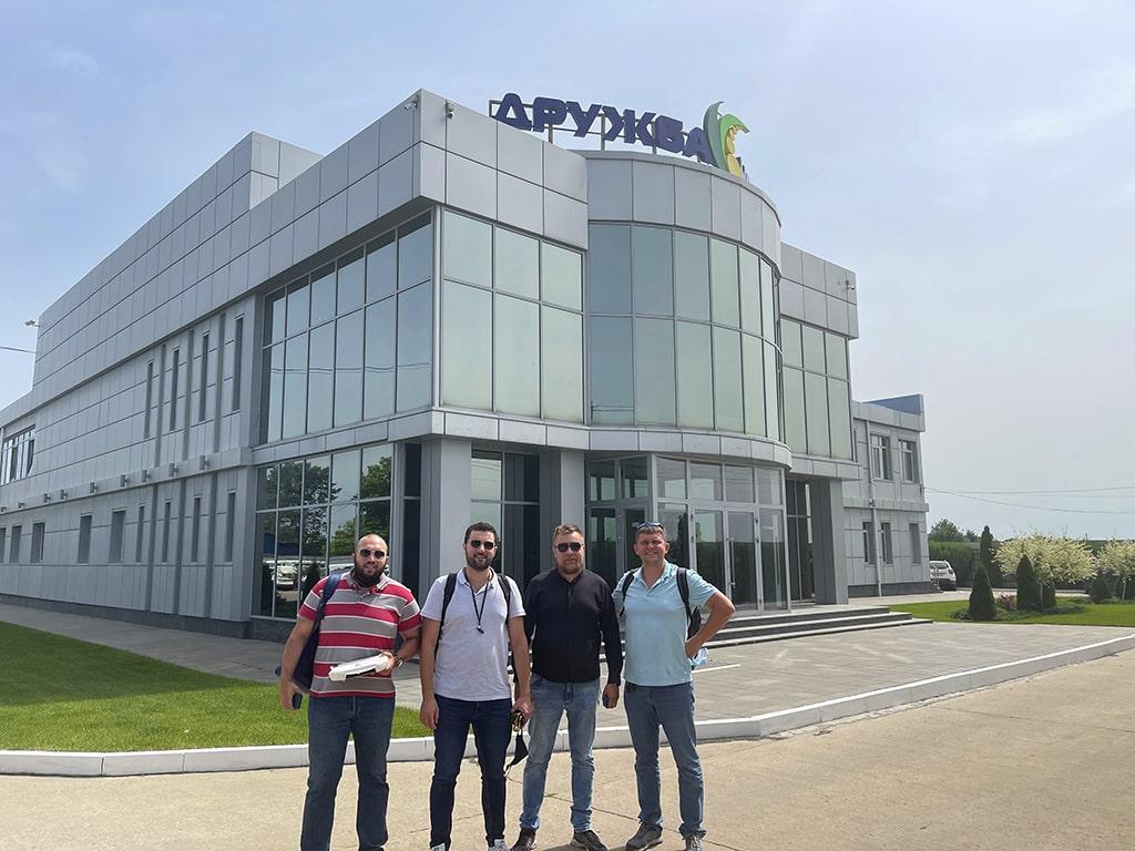 Augmentas Client-Based Ethos Impresses in Ukraine