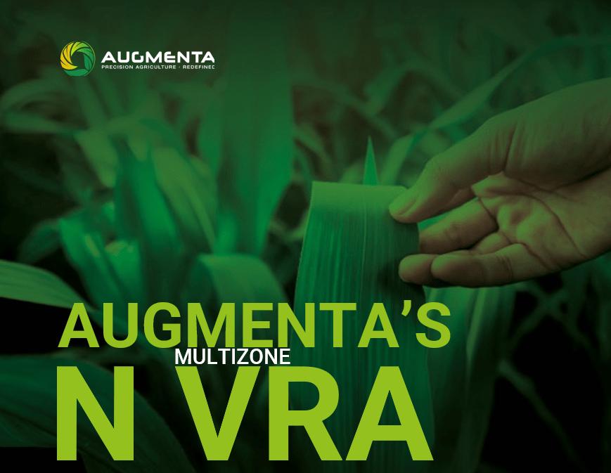 In-season Multizone Nitrogen Real-Time VRA