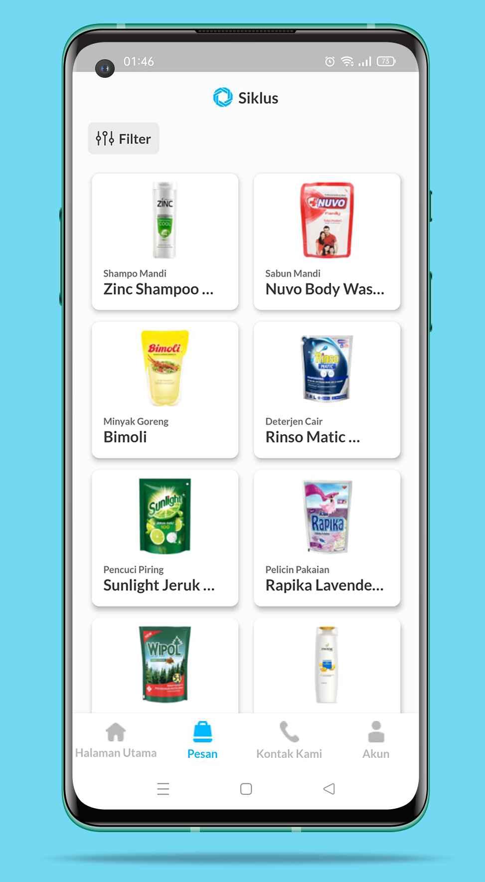 Siklus Android App