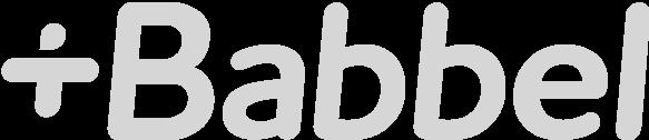 a link to Babbel website