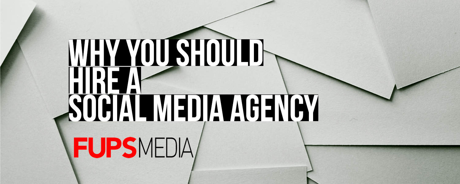Why Business Owners Should Hire A Social Media Agency