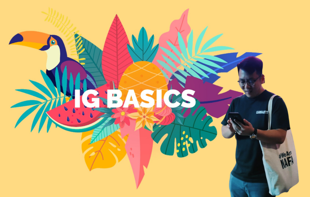 How To Grow Your Instagram Page For Free – IG Basics (Part 1)