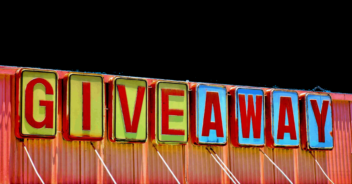 Why Giveaways Work For Business Growth