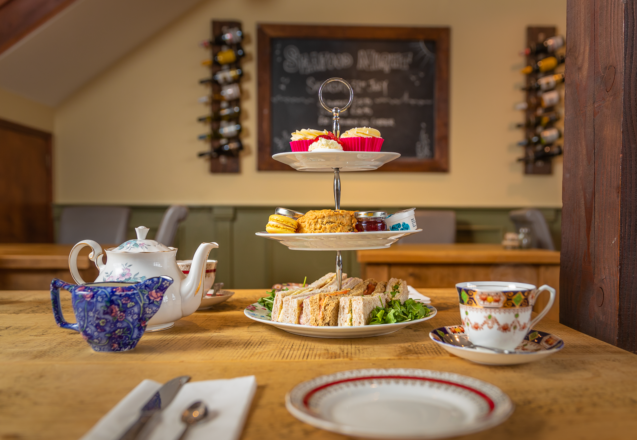 Wellies Tea Rooms Chichester Afternoon Teas
