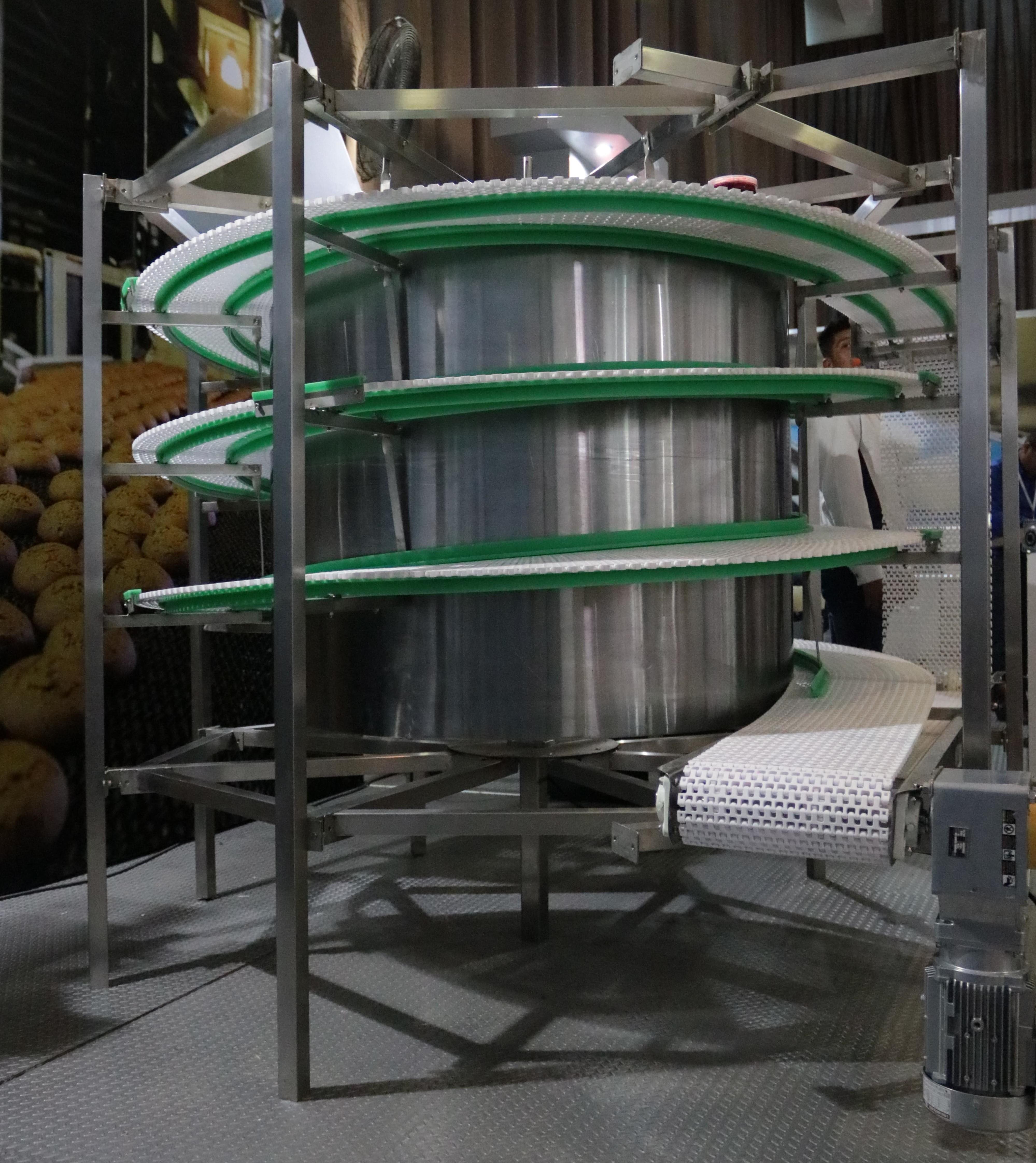 Espiral fabricado por TIPSA.