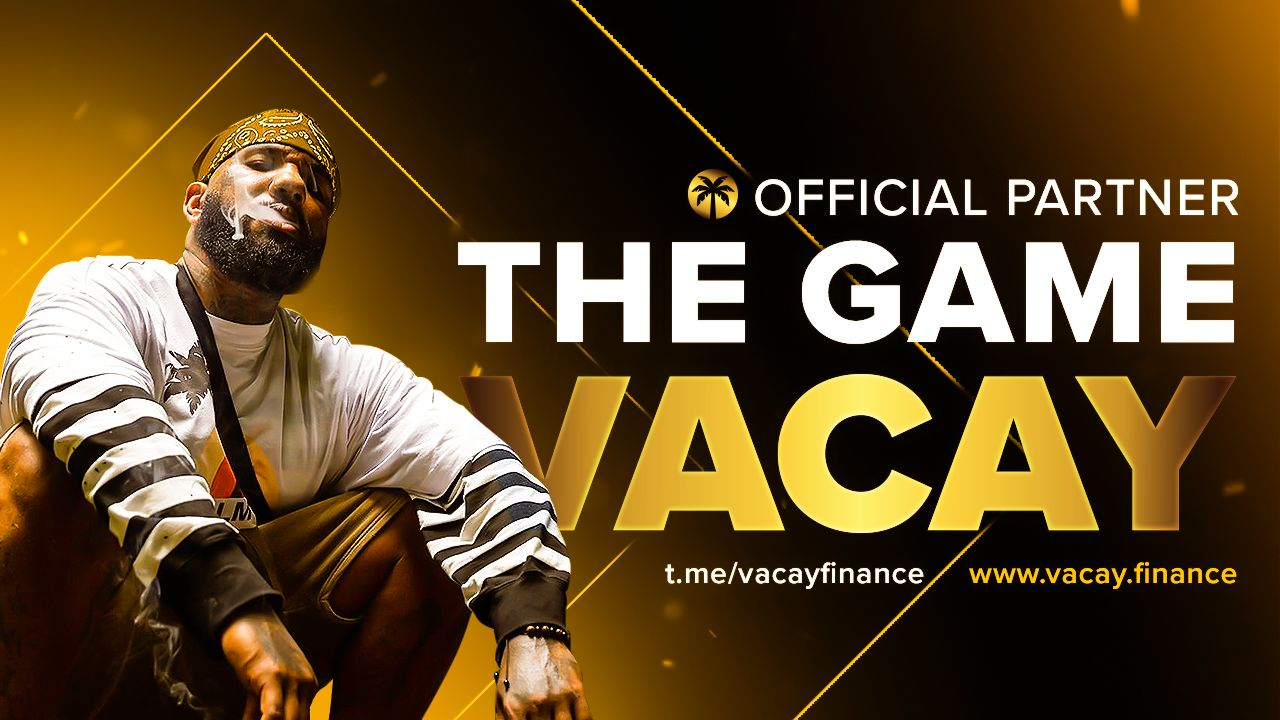 Vacay: The Game joins as an Official Equity Partner