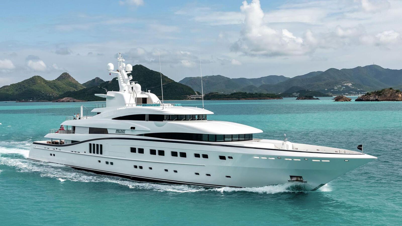 Elite Super Yachts
