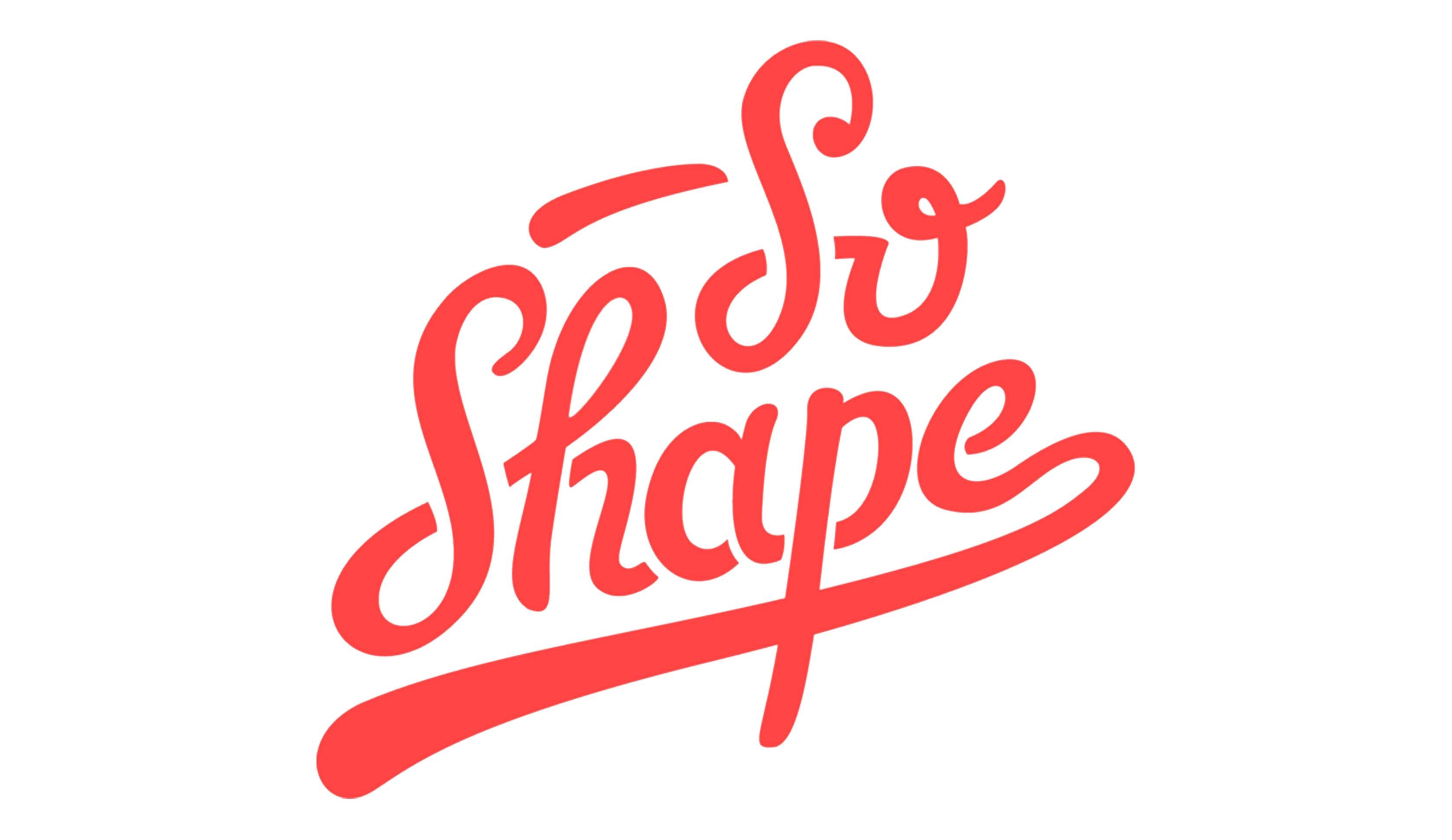 Logo de la marque SoShape