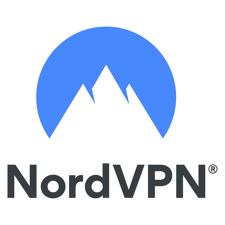 Logo de la marque NordVPN