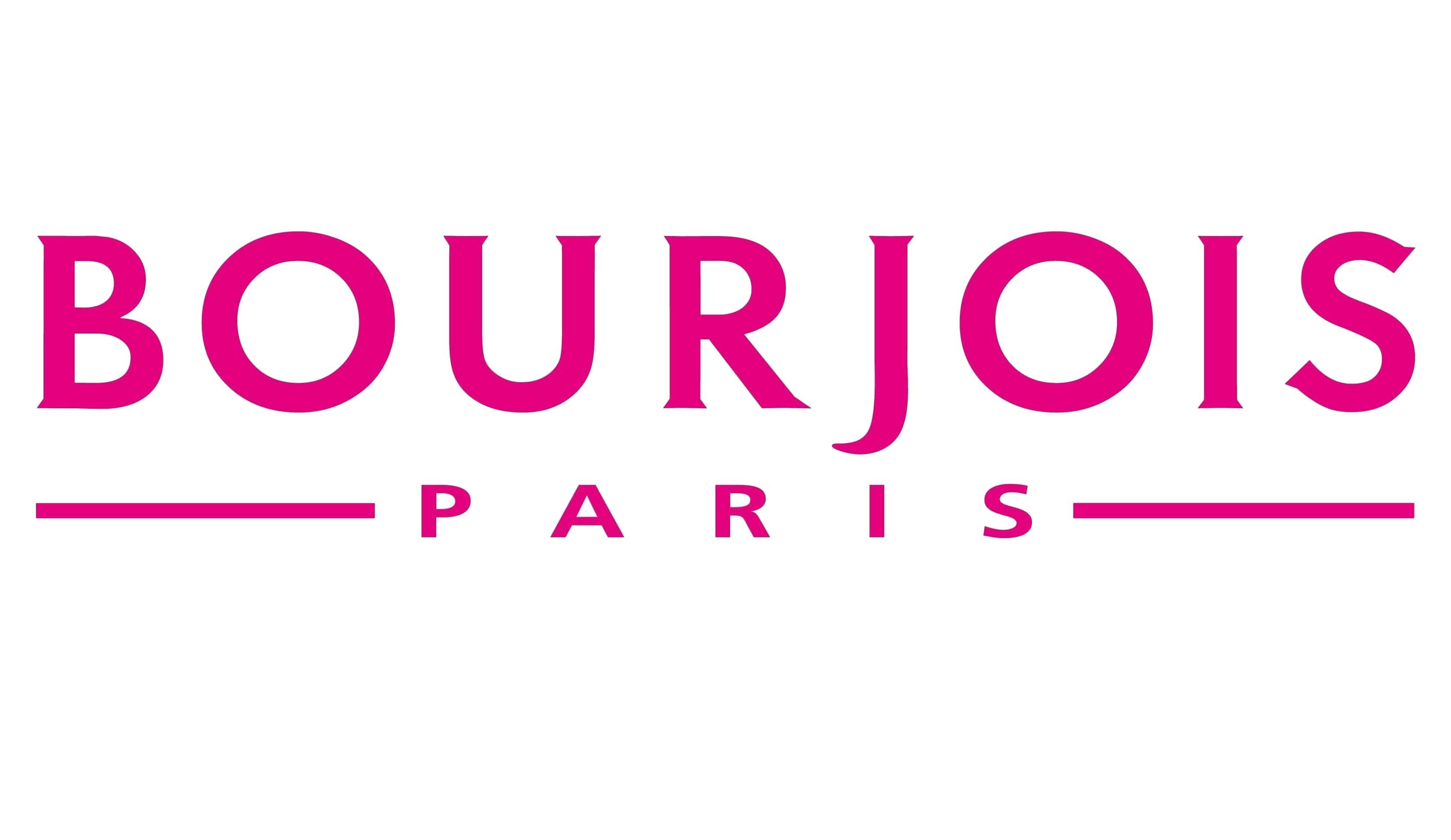 Logo de la marque Bourjois