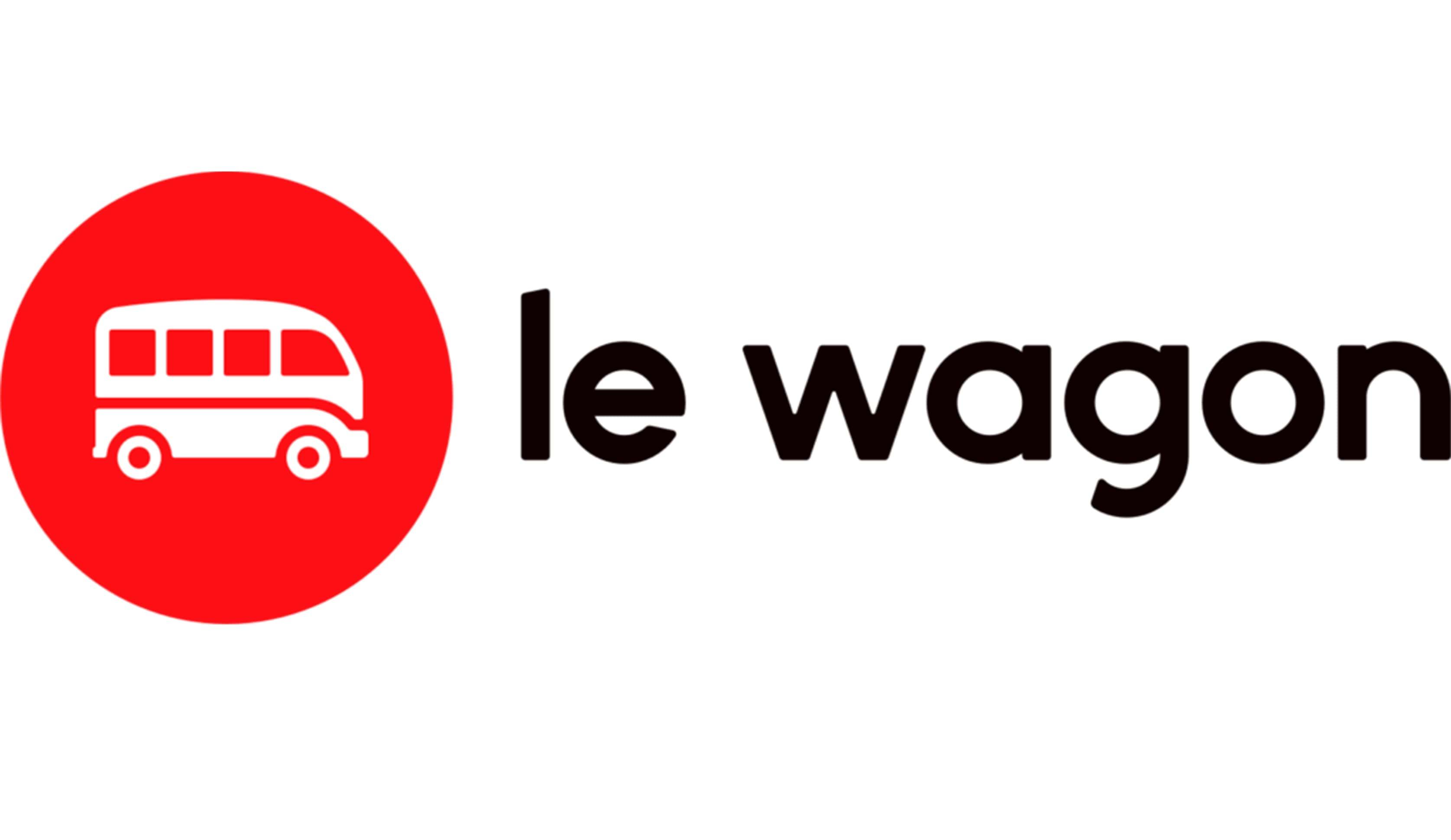 Logo de la marque Le Wagon