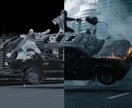 Будущее в маркетинге: 3D Motion Design. VFX.