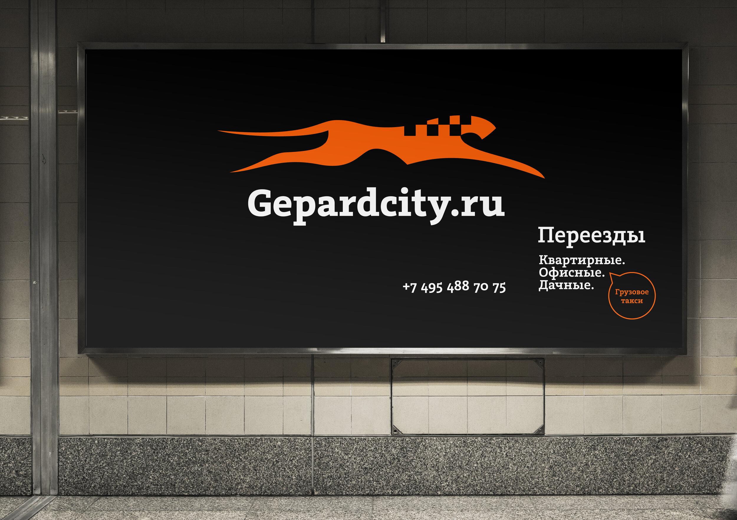 Лого был выполнен в насыщенном оранжевом цвете на  темном   фоне, это сочетание  также подчеркнуло энергию, силу, скорость и грацию