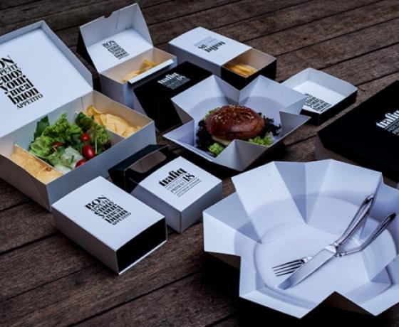 Король улиц: лучшие идеи дизайна упаковки бургеров