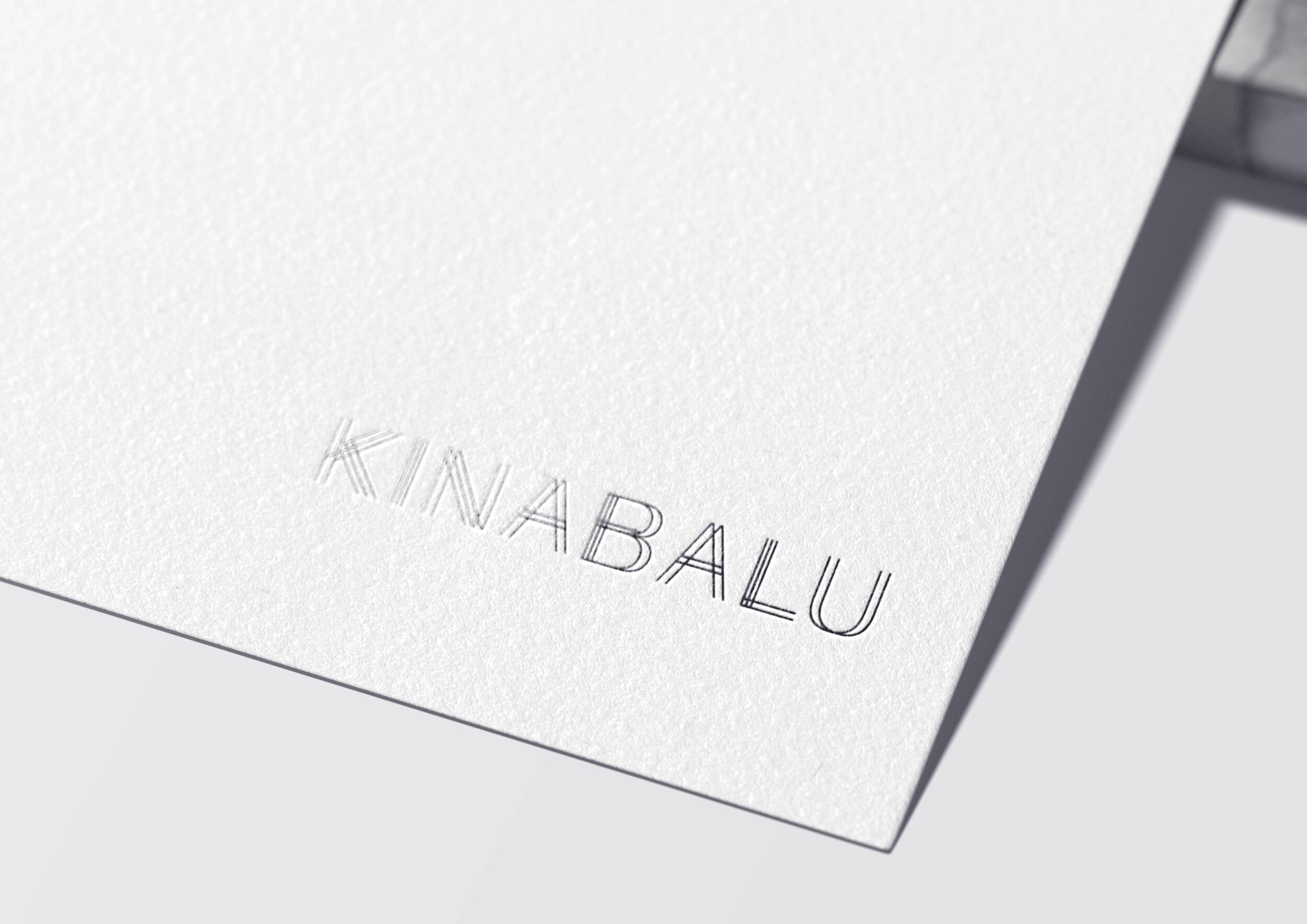 Для бренда был предложен логотип с лаконичным начертанием, которое также напоминает о том, что Kinabalu - коллекция плетеной мебели