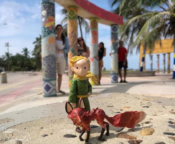 Искусство toy-блога: Маленький Принц как второе я