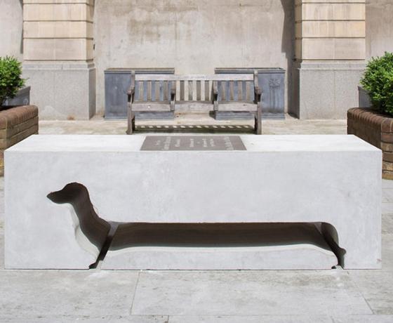 City Benches: 9 уличных скамеек на фестивале архитектуры в Лондоне