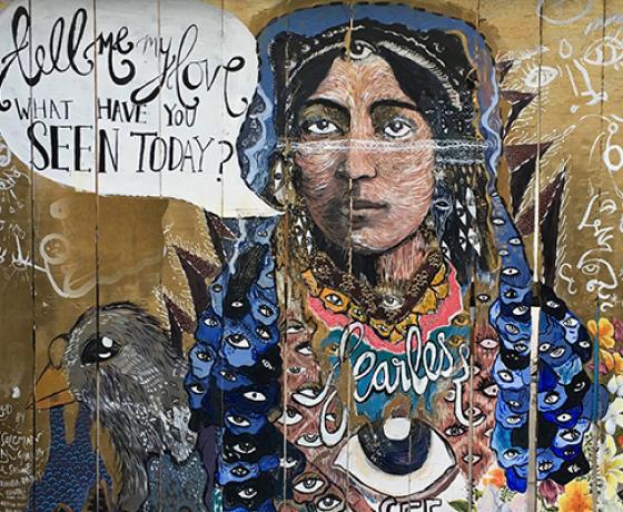 Крауд-проект недели: арт-резиденция Fearless